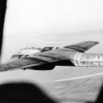Do17Z with Stammkennzeichen marking NF+LT in flight