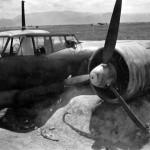Do17 Z-2 belly landing