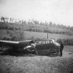 Do17 Z after crash landing 2