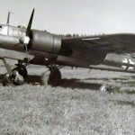 Dornier Do17Z code 3Z+AM of 4/KG77