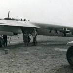 German reconnaisance plane Dornier Do 17P code 7A+CM of Aufklarungsgruppe 121