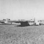 Dornier Do17 E of the KG77 Mokre Poland 1939