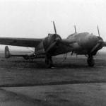 Dornier Do17 P on the ground