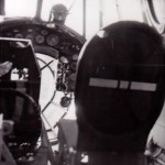 Dornier Do17P cockpit I/KG 255 Stolp Reitz June 1939
