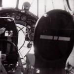 Dornier Do17 P of the I/KG 255, cockpit, Stolp Reitz June 1939