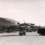 German reconnaisance plane Dornier Do17 P – Rovaniemi Finland, Tankwagen Lanz Traktor