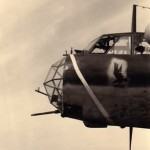 Dornier Do17 Z of the 1/KG 2 with unit marking Athen Tatoi 1941