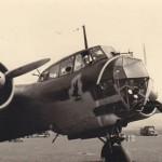 Dornier Do17 Z-2 of 1/KG 2 with unit marking Athen Tatoi 1941 2