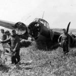 Dornier Do17 Z wreckage
