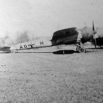Dornier Do 17 P code A6+AH of the Aufklarungsgruppe 120 Norway Stavanger