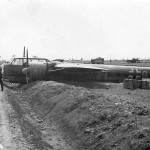 Dornier Do 17 Z crash France 1940