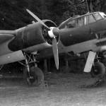 German medium bomber Dornier Do17 Z