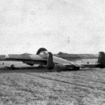 Crashed Dornier Do 215