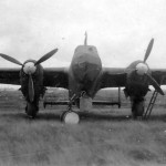 Dornier Do 215 B-4 front view Smolensk 1941