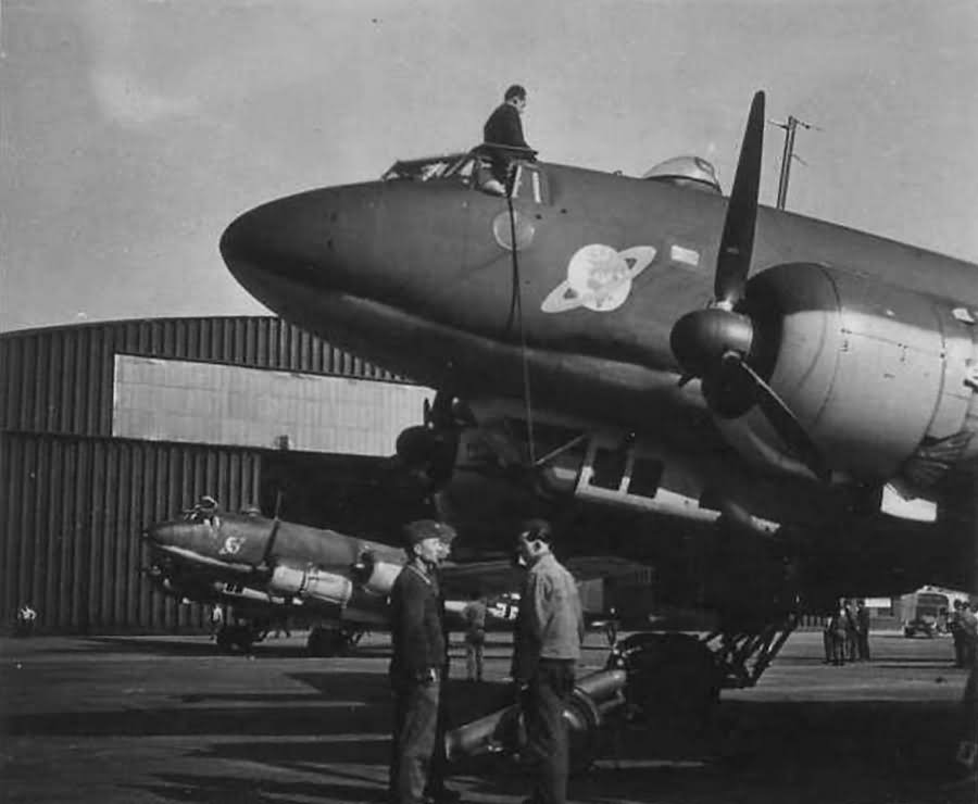 Fw 200 C-3 of the Kampfgeschwader 40