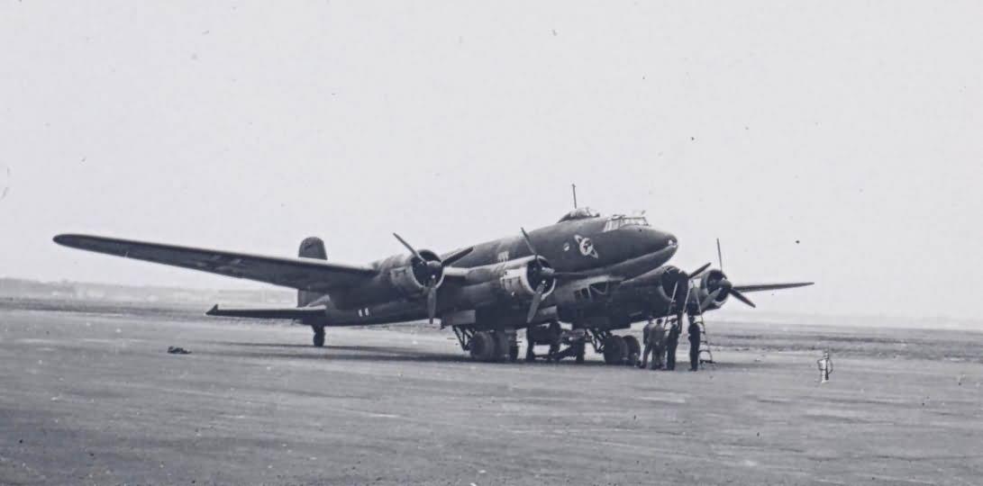 Fw 200 C-1 of KG40 2