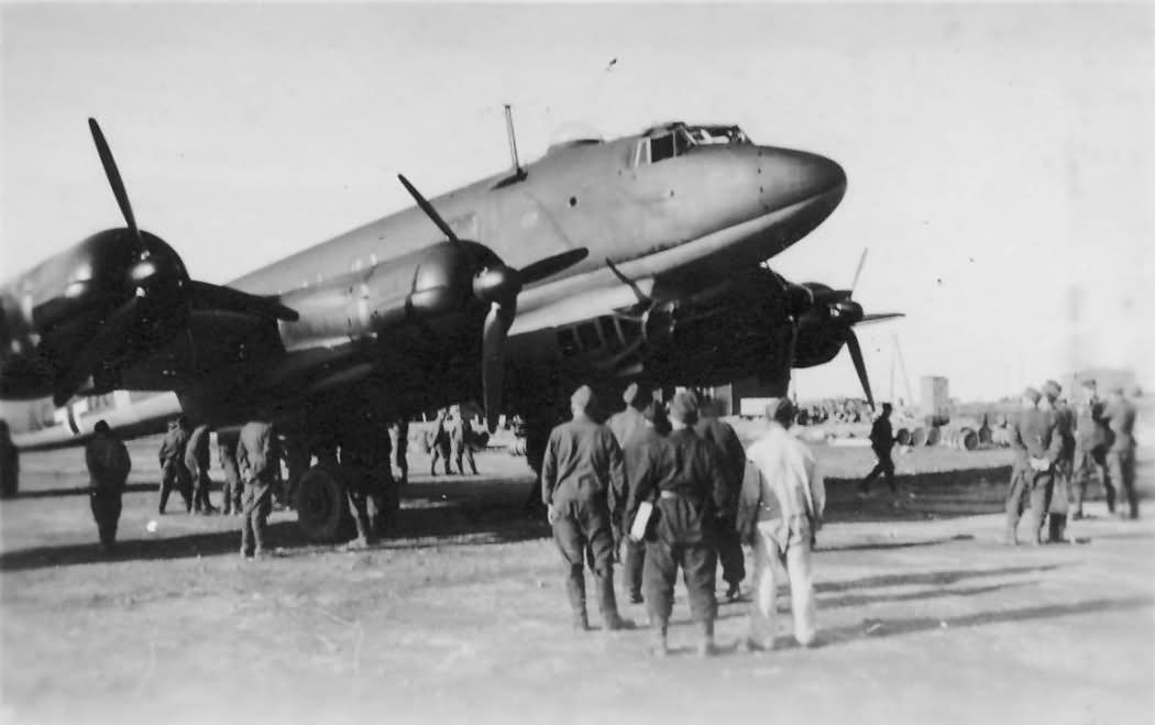 Focke Wulf Fw200 C-3 Condor