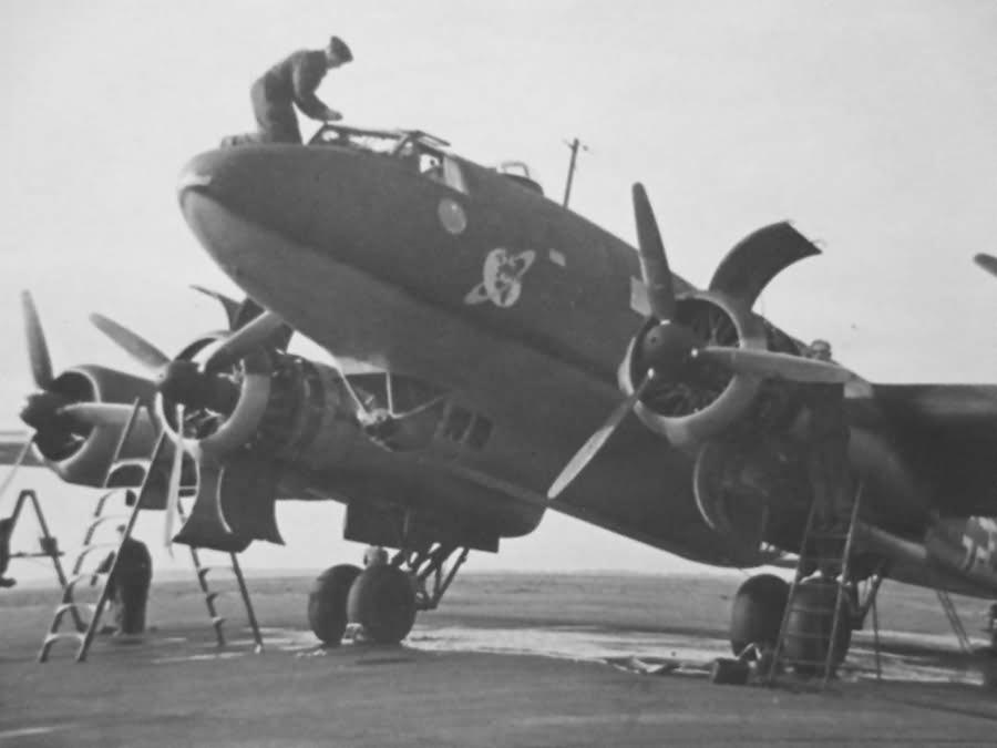 Focke Wulf Fw 200 C-3 Condor KG40 3