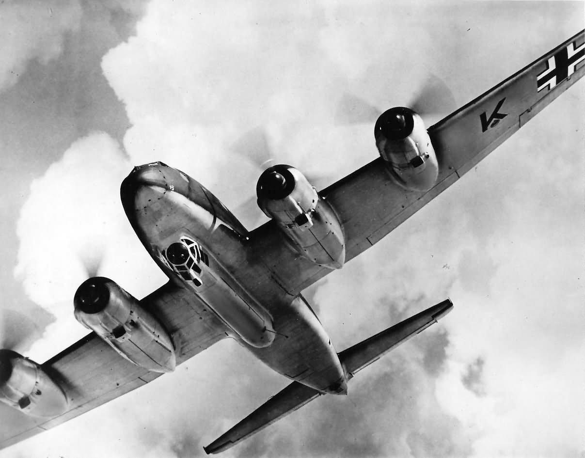 Fw200 C-3/U2 SG+KS in flight 2