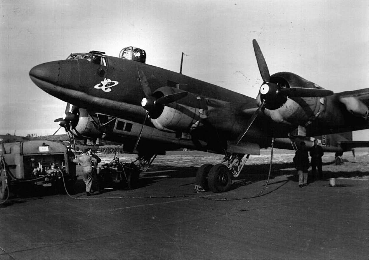 Fw200 C-4 of the KG40