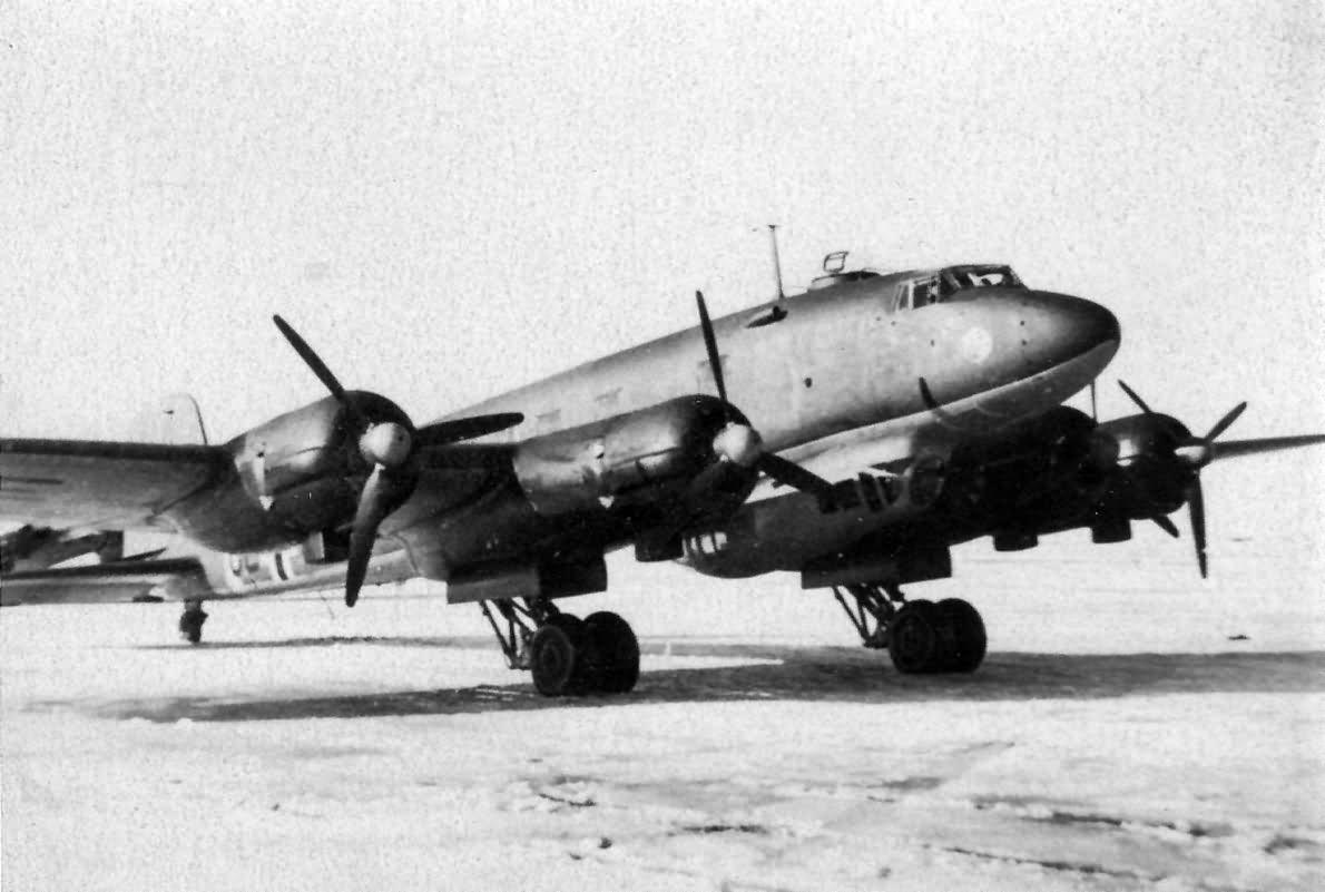 Fw200 of FdF – transport variant