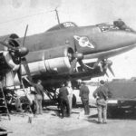Fw200 C-1 of KG40 engine check