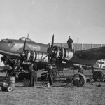 Focke Wulf Fw 200 C-1 F8+BH of the KG40