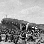 Hitler's personal plane Fw200 26-00 Ukraine Uman 1941