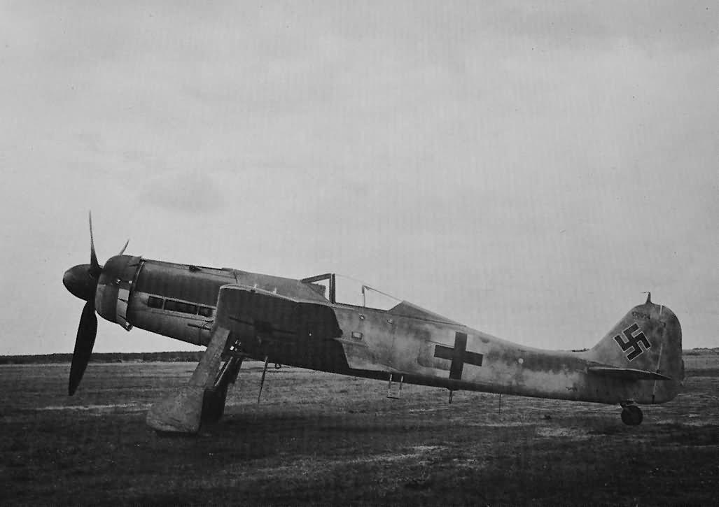 Focke Wulf Fw 190D-11