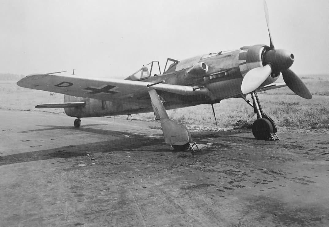 Focke Wulf Fw 190 D-9 V55