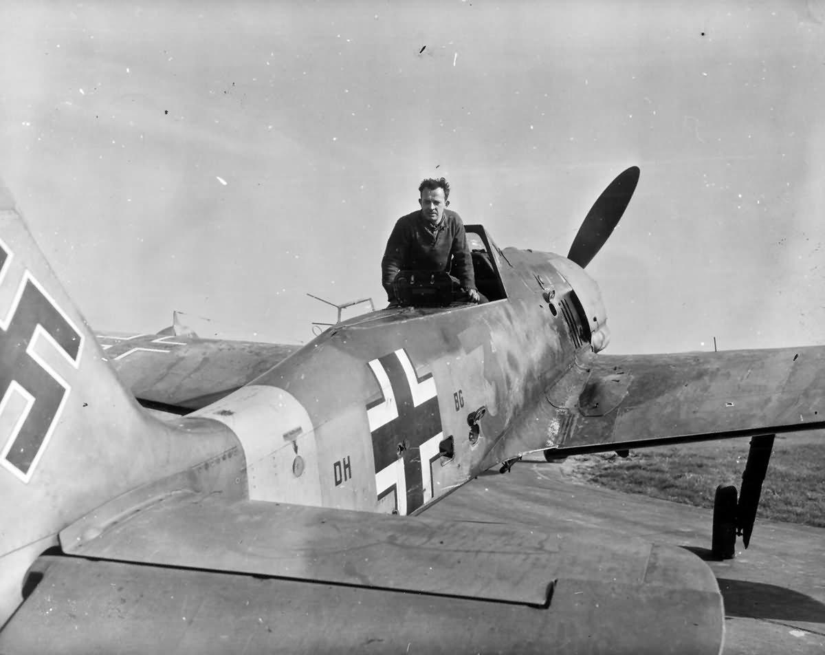 Focke Wulf Fw 190 Found at Koethen Germany 1945