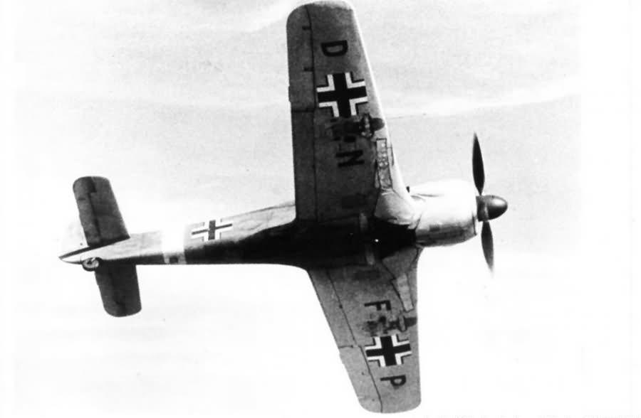 Focke Wulf Fw 190 G-3 DN+FP