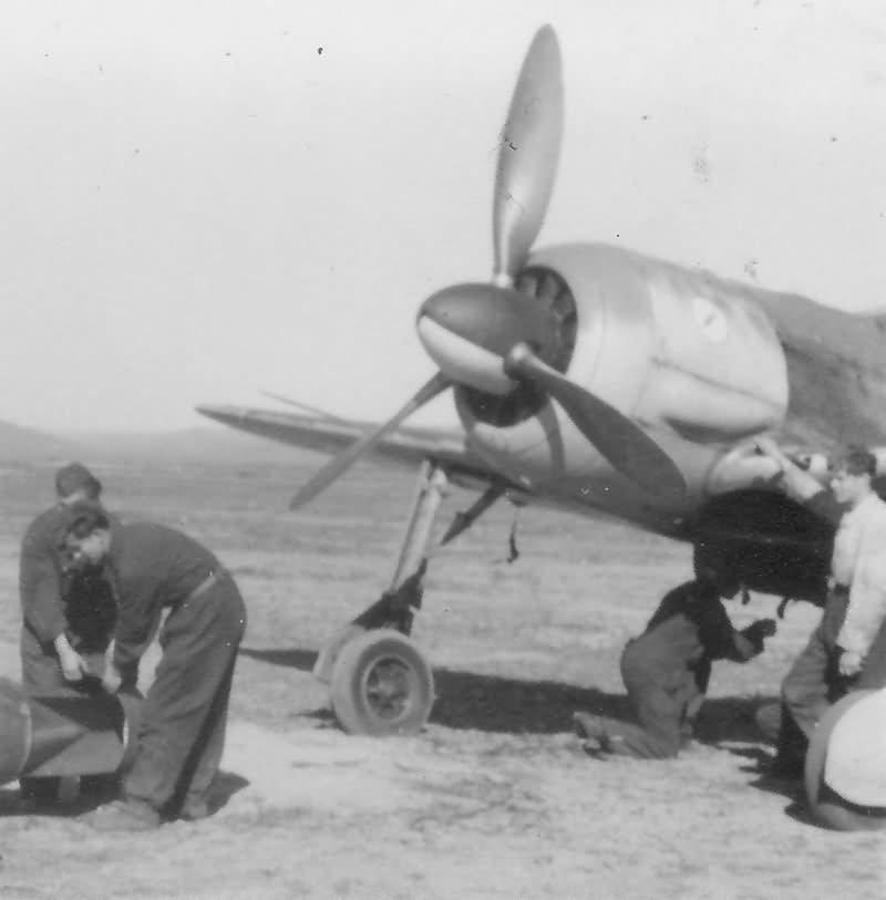 Focke Wulf Fw 190 JG5 2