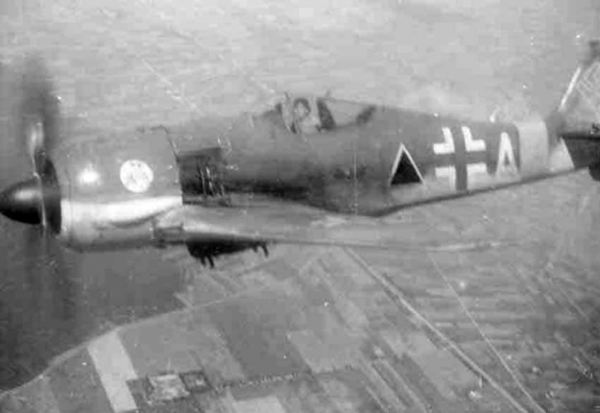 Focke Wulf Fw 190 Jagdbomber +A