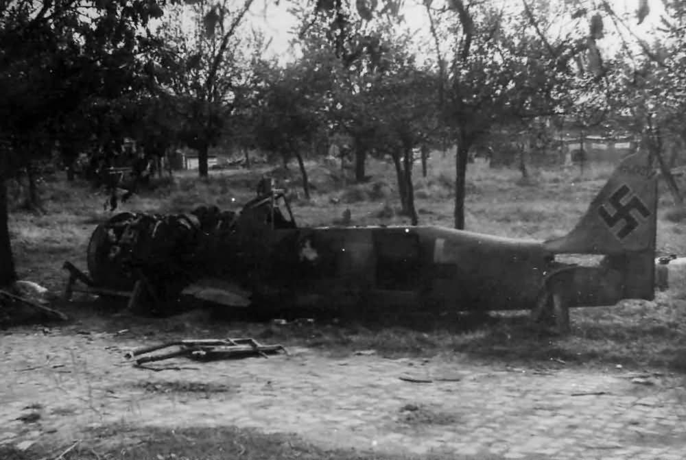 Focke Wulf Fw 190 Serial Number 171472