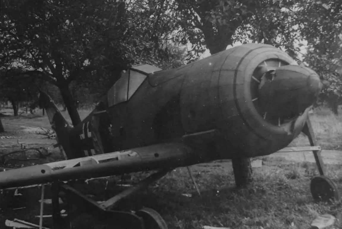 Focke Wulf Fw 190 attrappe
