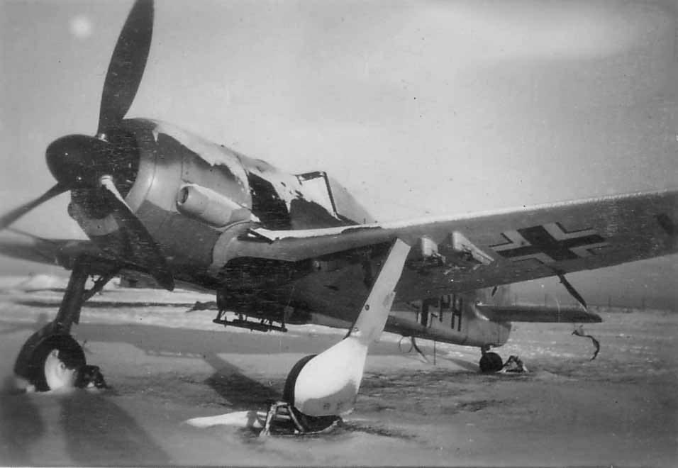 Focke Wulf Fw 190 winter +PH