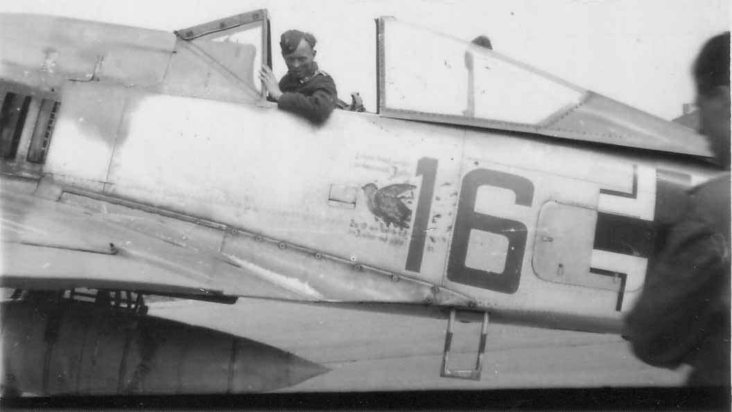 Fw 190 1944 Holland JG26 16