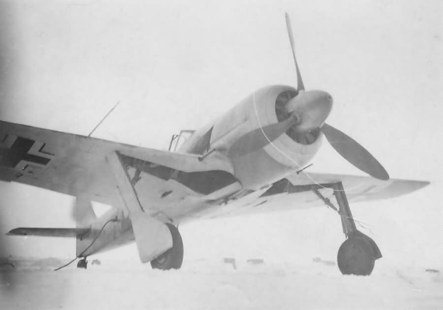 Fw 190 A 10/JG 51 in Smolensk March 1943-1943