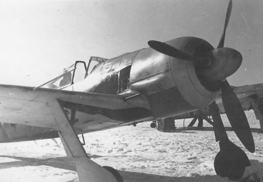 Fw 190 A 10/JG 51 in Smolensk March 1943 front