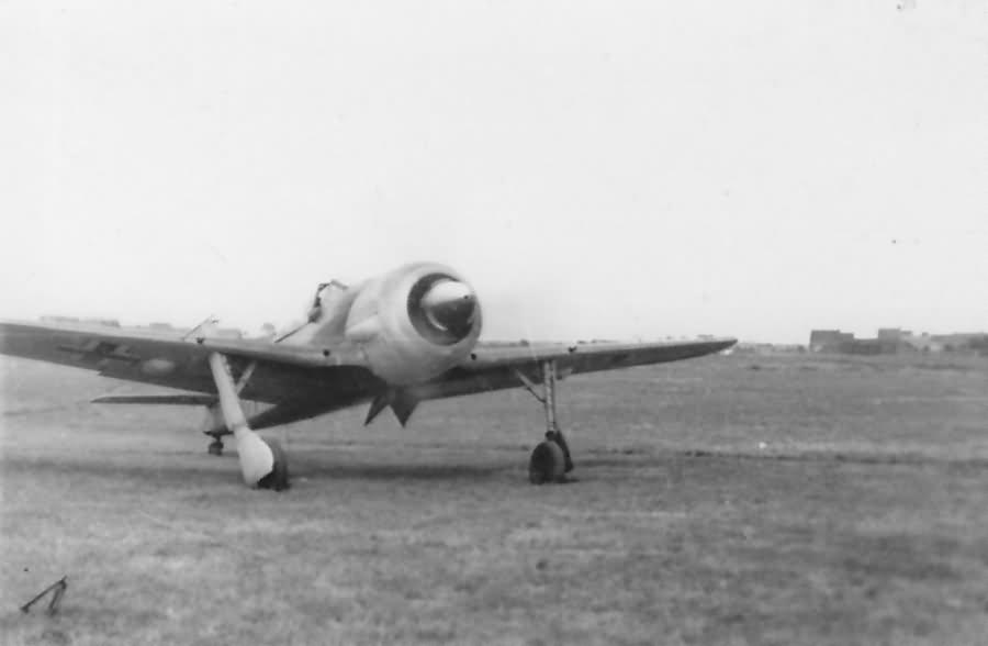 Fw 190 A II/JG 26 France 1942