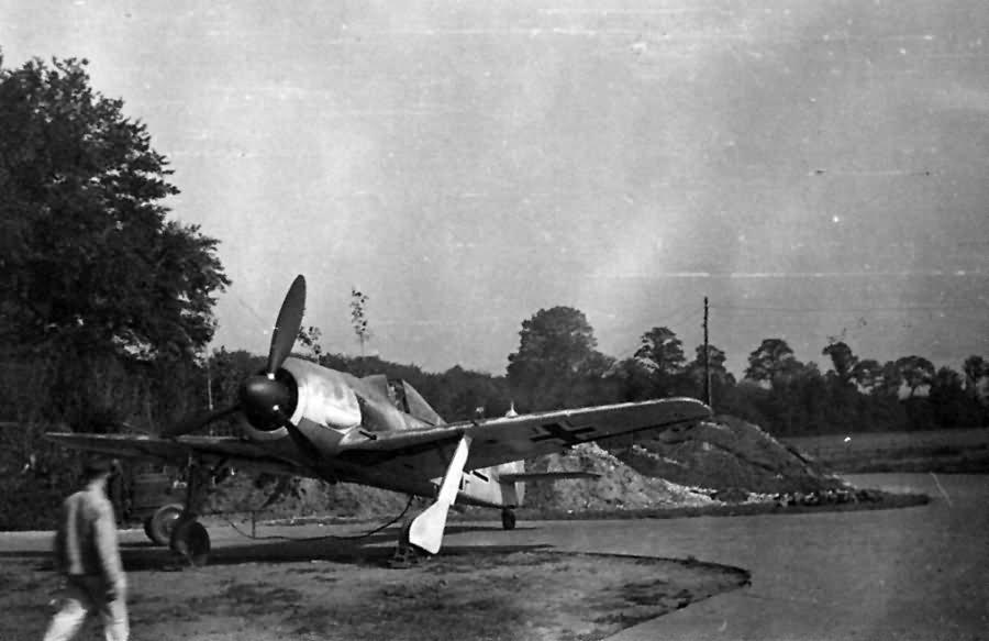 Fw 190 A II/JG 26 France 1942 – 43