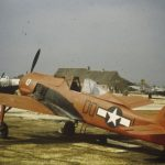 Captured Fw190A-8 Ex II/JG 4, 1945