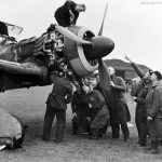 Captured Focke Wulf Fw190 4