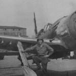 Captured German Fw 190A-8