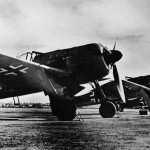 Focke Wulf Fw 190 A-0 fighters