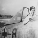 Focke Wulf Fw 190 A-8 black 8 Stabsstaffel JG 51 Memel Sept 1944