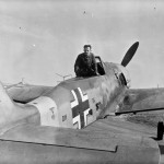 Focke Wulf Fw 190 Found at Koethen Germany 1945