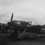 Focke Wulf Fw 190 I/JG 51 Jesau Ostpreussen