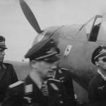Focke Wulf Fw 190 I/JG 51 pilots